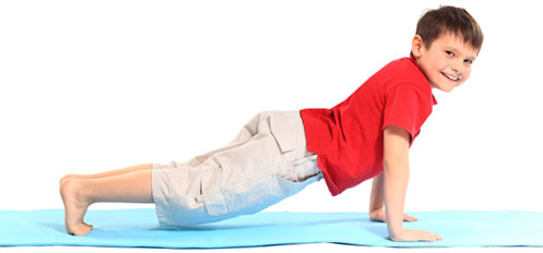 Atelier Yoga enfants Toulon Hyères