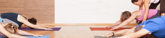 Yoga adulte Toulon Hyères travail dans le respect de son corps