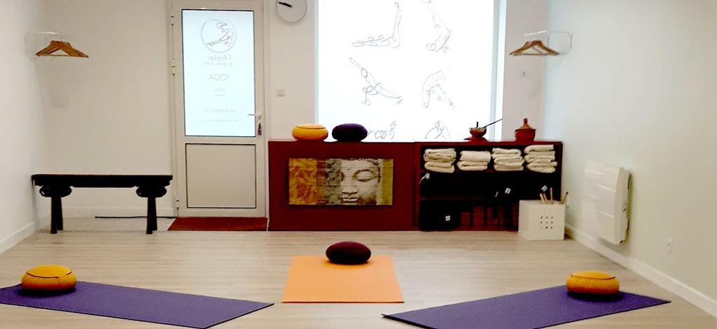 cours yoga toulon